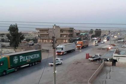 США начали усиливать военное присутствие в Сирии