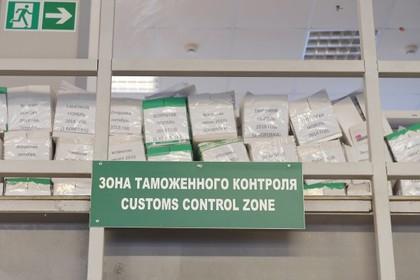 Начальника отдела центральной таможни задержали за взятку