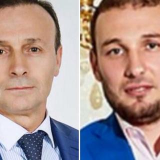 Уали Евгамуков и Умар Калмыков