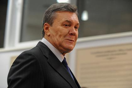 В Кремле заявили об отсутствии юридических претензий к Януковичу