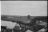 Разрушенный мост. Украина, 1941 год.