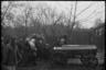 Похороны в деревне. Украина, 1941 год.