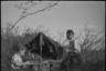 Быт немецких солдат. Украина, 1941 год.