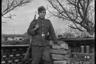 Портрет немецкого солдата. Украина, 1941 год.