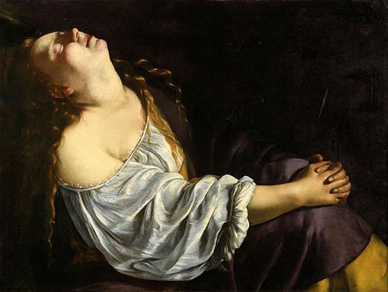 «Даная», 1621