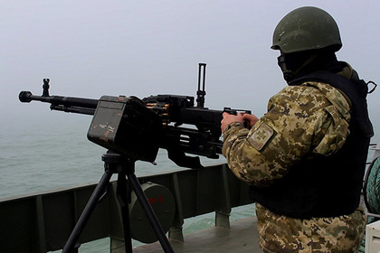 Украинцы потренировались отражать нападение России с моря
