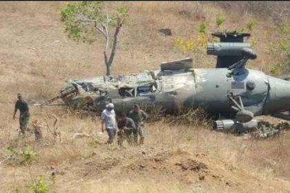 На антиамериканских учениях в Венесуэле разбился российский вертолет