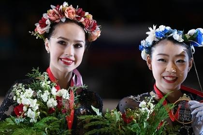 Алина Загитова и Рики Кихира