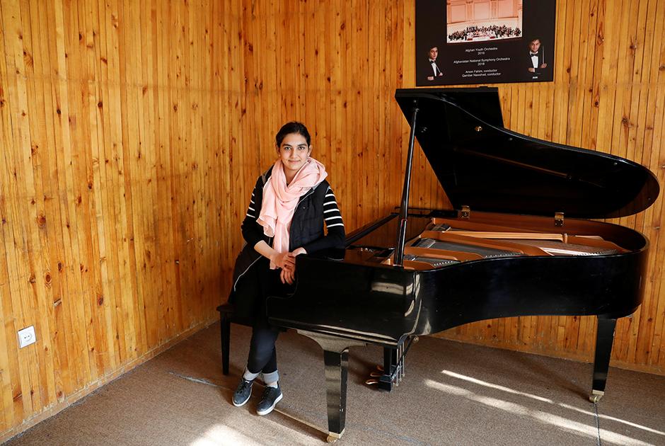 16-летняя пианистка Марам Атайе из Афганского национального института музыки беспокоится, что в случае прихода «Талибана» к власти может быть ограничено право женщин на творчество, и тогда она больше не сможет играть. «Будет здорово, если правительство и талибы заключат мирное соглашение. Однако доступ к музыке необходимо сохранить для всех, а права женщин — защищать», — считает она.