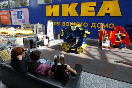 IKEA задумала сдавать мебель в аренду россиянам