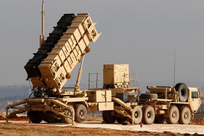Соединенные Штаты могут отозвать предложение попродаже зенитно-ракетных комплексов Патриот