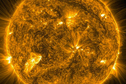 На Солнце увидели необычный феномен