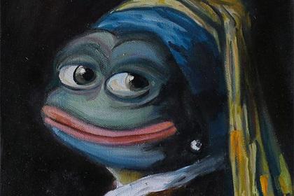 Художница из России облагородила ненавистный мем и обрела мировую славу