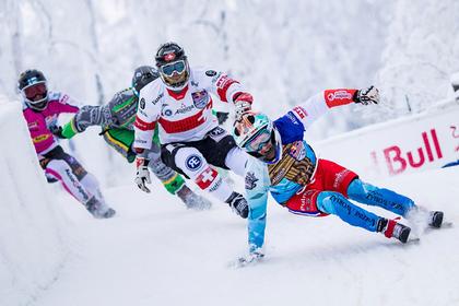 Этап чемпионата мира по скоростному спуску на коньках пройдет в Бостоне