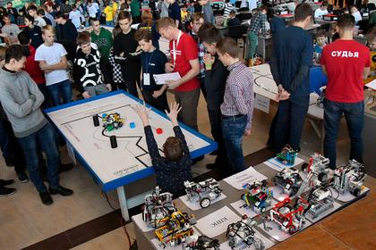 Международный фестиваль науки стартовал в Подмосковье