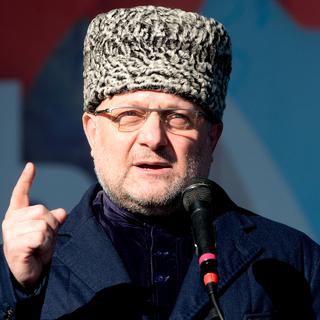 Джамбулат Умаров