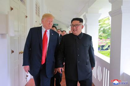 Трамп уточнил место встречи с Ким Чен Ыном