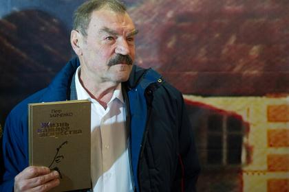ВВолгограде госпитализирован артист Петр Зайченко