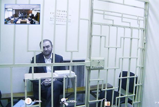 Сенатор Рауф Арашуков в СИЗО