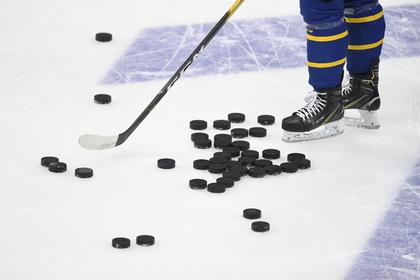 Конфликт во время детского матча по хоккею закончился стрельбой