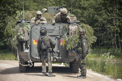Эстонская армия приготовилась к изъятию техники у граждан