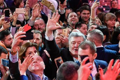 В США восхитились украинской демократией