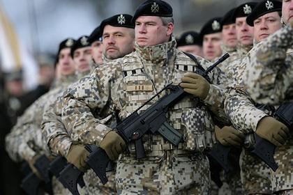 Армия Латвии захотела стрелять по всей Латвии