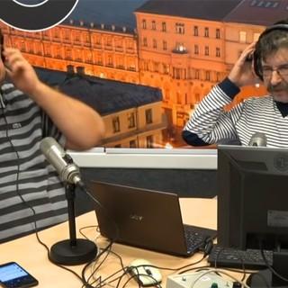 Василий Уткин и Сергей Бунтман
