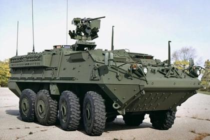 Хакеры взломали американский БТР Stryker