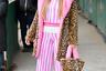 Кажется, некоторые гости недели моды в Нью-Йорке застали эпоху московского гламура 2000-х и теперь активно ностальгируют.