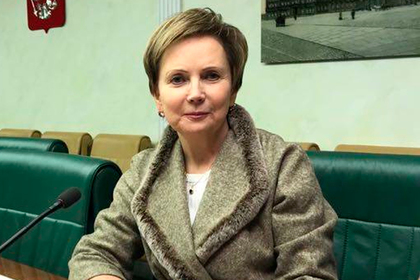 Лидия Воропаева