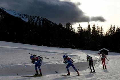 Российский биатлон без причины лишили сотни миллионов рублей