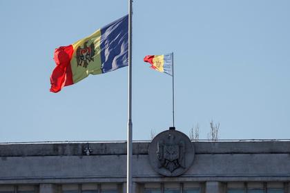 Молдавия потребовала отозвать своего посла из России