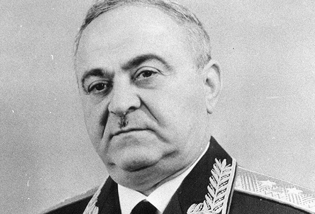 Василий Мжаванадзе