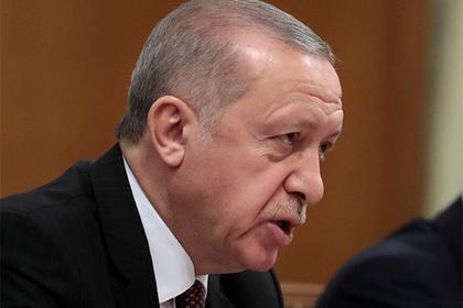 Эрдоган допустил возможность общих военных операций сРоссией иИраном вСирии