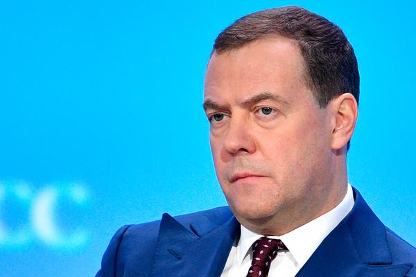 Медведев подписал постановление о создании новых ТОР