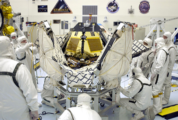 Посадочная платформа марсохода