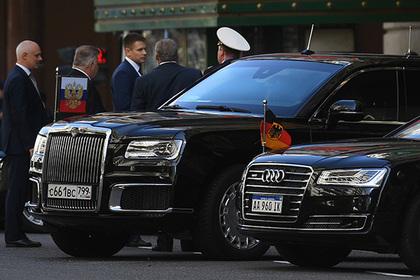 Автомобили «Кортежа» Путина отдадут арабам
