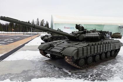 Украинский Т-64БВ оказался лучше российского Т-72Б3