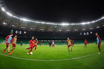 «Краснодар» остался без победы в плей-офф Лиги Европы