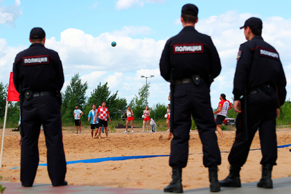 Российская армия применила загадочное оружие во время чемпионата мира по футболу