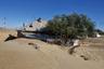 Рыбацкое село Акеспе на берегу Арала утонуло в песке. Когда море ушло, песок завалил село по самые крыши и разрушил дома. Рыбаки побросали родные дворы и построили новый аул в трех километрах от старого. Новый аул назвали Новым Акеспе.