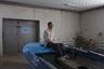 Когда рыбакам на Малом Арале понадобились лодки, предприниматель из Аральска начал производить их в обычном мебельном цеху. Мастер Сайлау Кубланов собирает по три пластиковые лодки в месяц. Они легче и дешевле привозных.