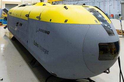 Пентагон получит гигантские подводные беспилотники «Косатка»