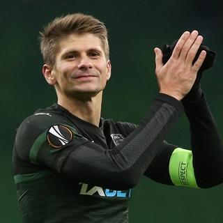 Белорусский игрок «Краснодара» Александр Мартынович