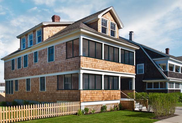 В этом доме в городке Бэйхед, штат Нью-Джерси, Хаббард написал «Дианетику» —базовую книгу сайентологической церкви.