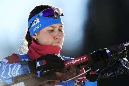 Раскритиковавшая болельщиков российская биатлонистка не вышла на гонку