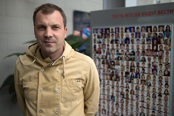 Муж Скабеевой объяснил полутораминутное молчание в эфире украинского канала
