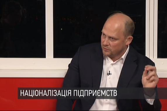 Кандидат в президенты Украины перепутал программу Гитлера со своей
