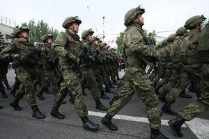 Военнослужащие ДНР